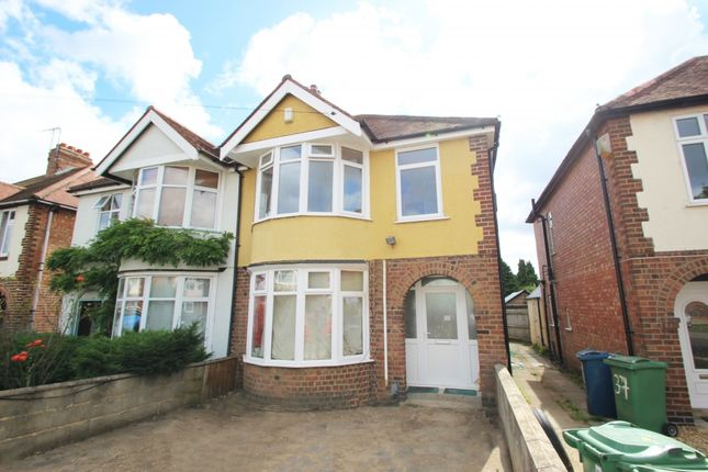 Thumbnail Semi-detached house to rent in White Road, Cowley, Oxford