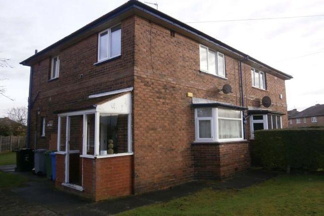 Thumbnail Flat to rent in Milner Avenue, Broadheath, Altrincham