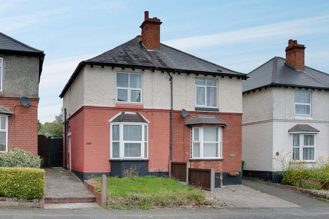 Thumbnail Semi-detached house for sale in Beoley Road East, Redditch