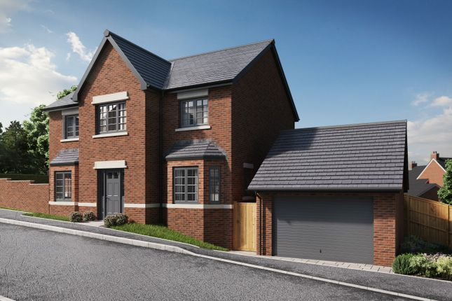 Thumbnail 4 bedroom property for sale in Gower Road, Killay, Swansea
