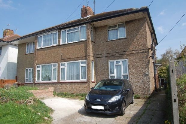 Thumbnail Flat to rent in Gilda Crescent, Polegate