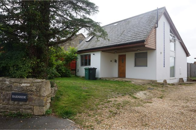 Thumbnail Detached bungalow for sale in Church Road, Havenstreet, Ryde