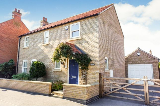 Thumbnail Detached house for sale in Bardney Road, Wragby, Market Rasen