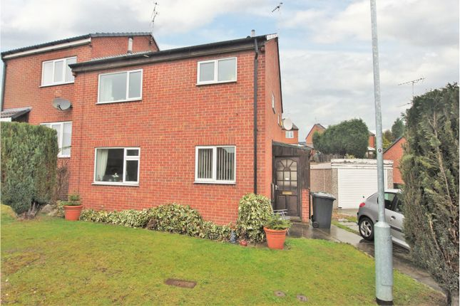 Thumbnail Town house for sale in Hadrian Road, Brinsworth, Rotherham