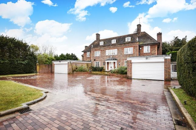Thumbnail Detached house for sale in Stanmore Common, Middlesex