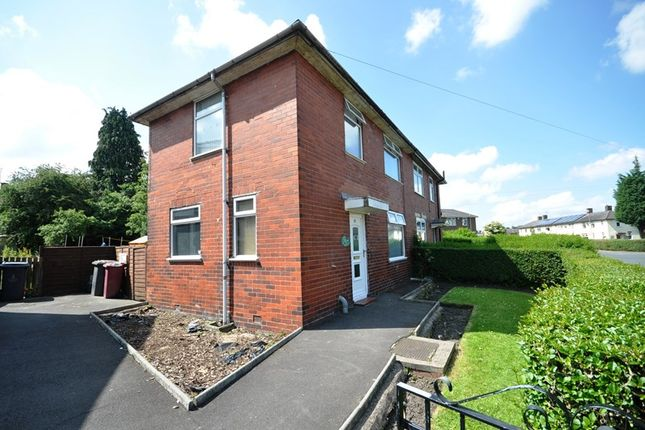 Thumbnail Semi-detached house for sale in Monmouth Road, Blackburn
