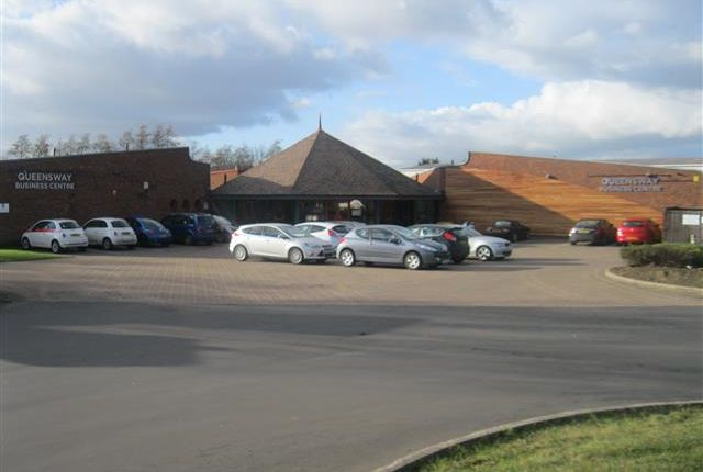 Office to let in Suite 25, Queensway Business Centre, Dunlop Way, Scunthorpe, North Lincolnshire