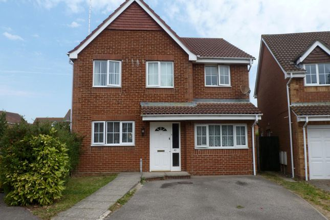 Thumbnail Detached house to rent in Kingfisher Drive, Wick, Littlehampton