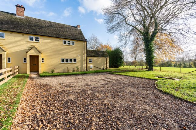 Thumbnail Semi-detached house for sale in Donnington, Moreton In Marsh, Gloucestershire