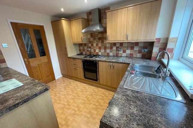Thumbnail Terraced house to rent in Kennard Crescent, Blaenavon, Pontypool
