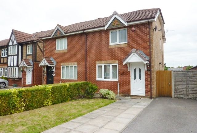 Thumbnail Semi-detached house to rent in St. Margarets Close, Ingol, Preston