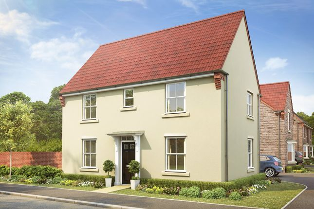 """Thumbnail Detached house for sale in """"Hadley"""" at Langport Road, Somerton"""
