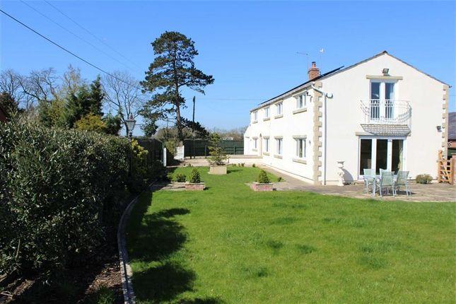Thumbnail Detached house for sale in Brierley Lane, Woodplumpton, Preston