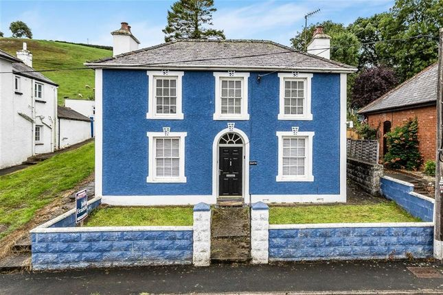 Detached house for sale in Panteg Road, Aberaeron, Ceredigion