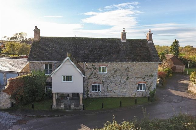 Thumbnail Detached house for sale in Porch House, West End, Wedmore, Somerset