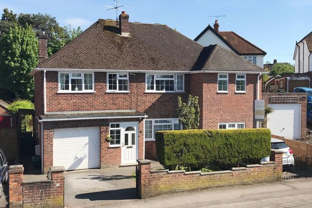 Thumbnail Detached house for sale in Enborne Road, Newbury
