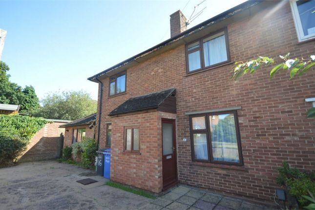 Thumbnail Semi-detached house for sale in Savery Close, Norwich