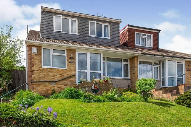 Thumbnail Bungalow to rent in Nickleby Close, Rochester