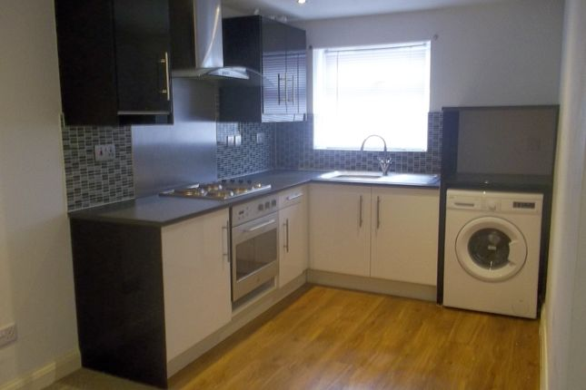 Thumbnail Flat to rent in Aylesbury Street, Bletchley, Buckinghanshire