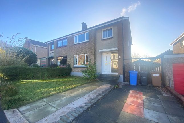 Thumbnail Semi-detached house to rent in Galabraes Crescent, Bathgate