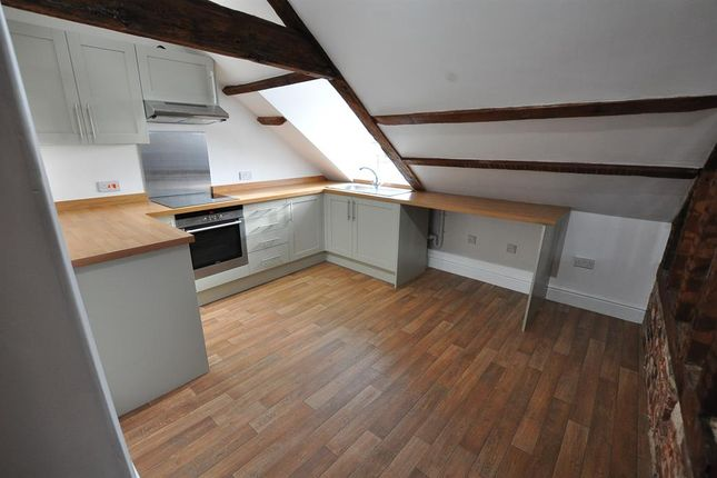 Thumbnail Flat to rent in Earsham Street, Bungay