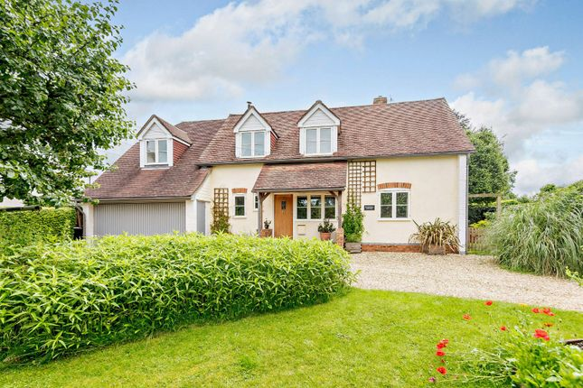 Detached house for sale in Church Street, Micheldever, Winchester, Hampshire