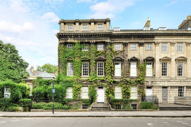 Thumbnail Flat for sale in Queen Square, Bath