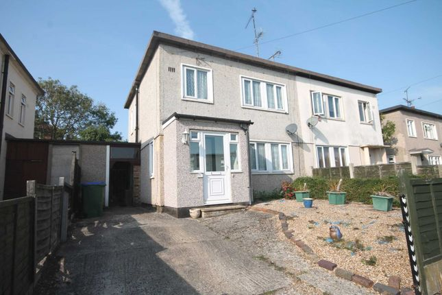 Thumbnail Semi-detached house for sale in Brasted Road, Erith