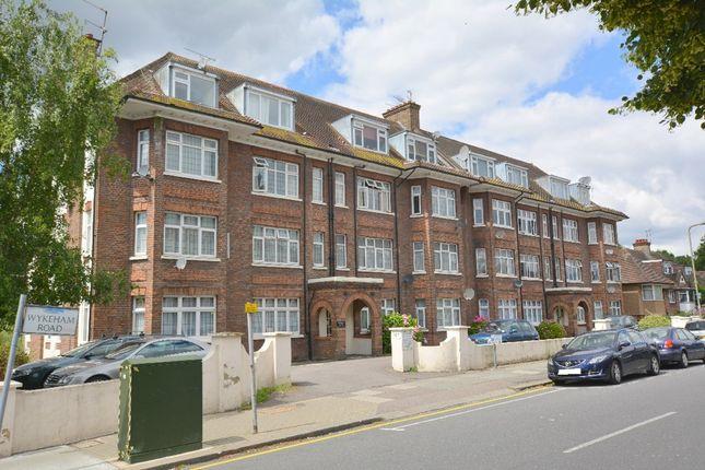 Thumbnail Flat for sale in Wykeham Road, London