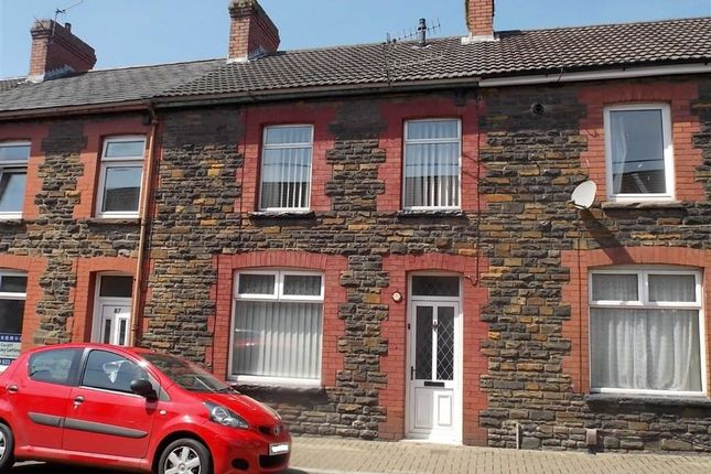 Terraced house for sale in Queen Street, Treforest, Pontypridd
