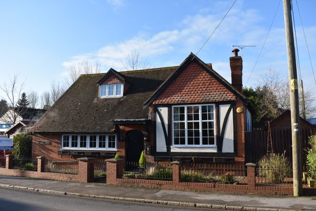 Thumbnail Detached house for sale in Blandford Road, Shillingstone, Blandford Forum