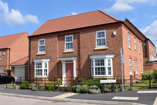 "Thumbnail Detached house for sale in ""Eden Special"" at Hollygate Lane, Cotgrave, Nottingham"