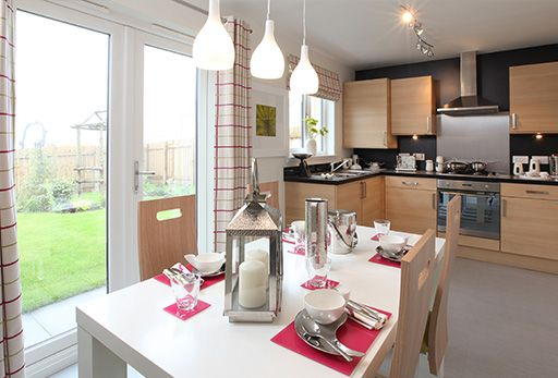 "Thumbnail Detached house for sale in ""Carlton"" at Whitehills Gardens, Cove, Aberdeen"