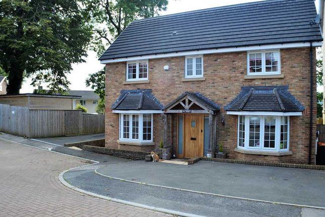 Thumbnail Detached house for sale in Westfield Gardens, Malpas, Newport