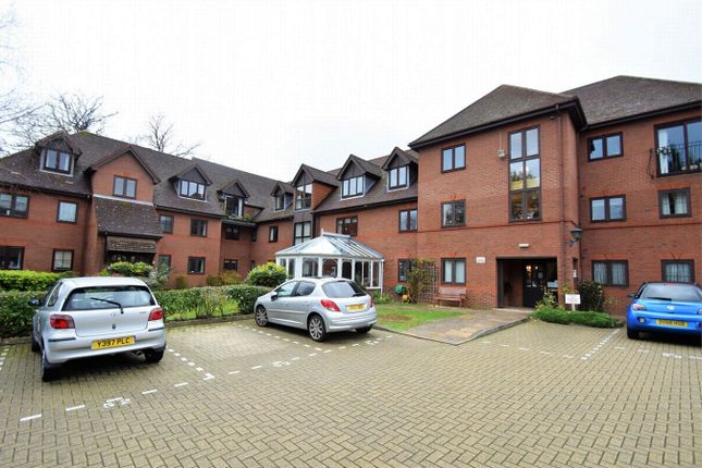 Thumbnail Property for sale in Firwood Court, Southwell Park Road, Camberley, Surrey