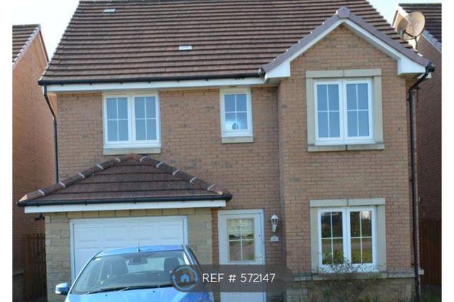 Thumbnail Detached house to rent in Vorlich Way, Dunfermline