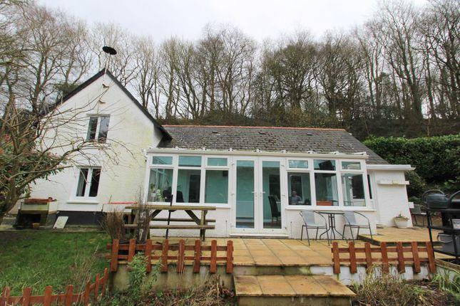 Thumbnail Detached house for sale in Llangranog Road, Llandysul
