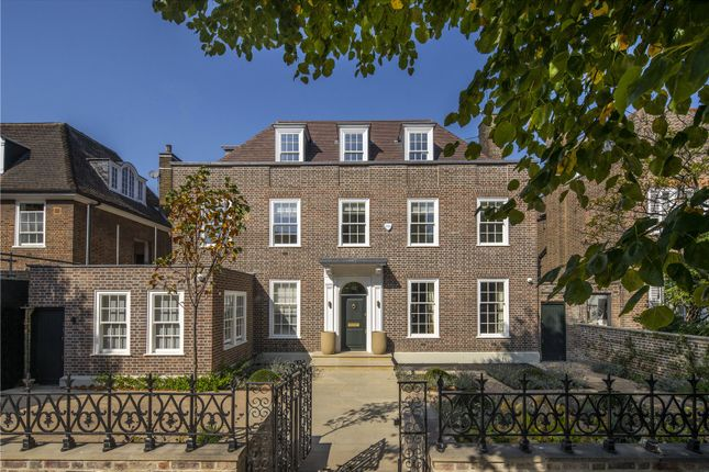 Thumbnail Detached house for sale in Springfield Road, St John's Wood, London