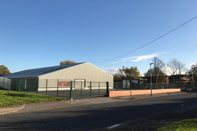 Thumbnail Industrial to let in Flass Lane, Barrow-In-Furness