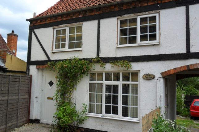 Thumbnail Cottage for sale in Rose Cottage, Laneham Street, Rampton