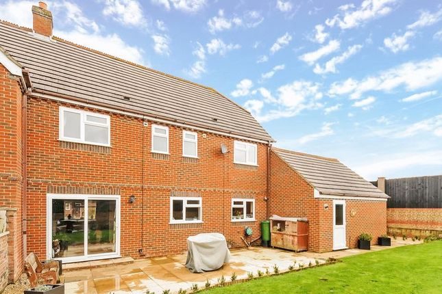 Thumbnail Semi-detached house for sale in Turners Close, Radley, Abingdon