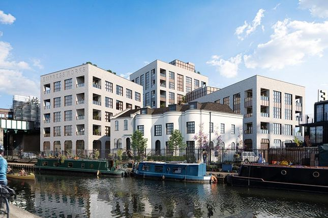 Thumbnail Office for sale in Unit 5 Empress Works, Corbridge Crescent Bethnal Green, London