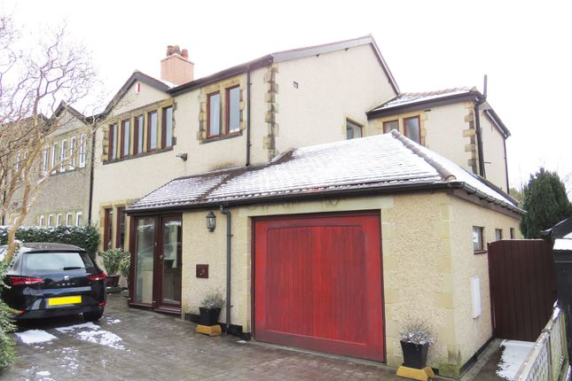 Thumbnail Semi-detached house for sale in Bankfield Drive, Shipley