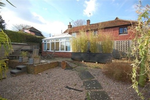 Thumbnail Semi-detached house for sale in Fairwarp, Uckfield, East Sussex