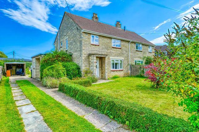 Thumbnail Semi-detached house for sale in Eden Grove, Whitley, Melksham