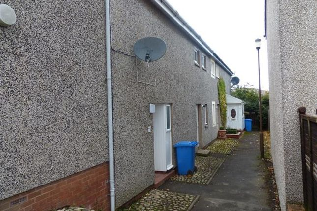 Thumbnail Terraced house to rent in Palmer Rise, Livingston