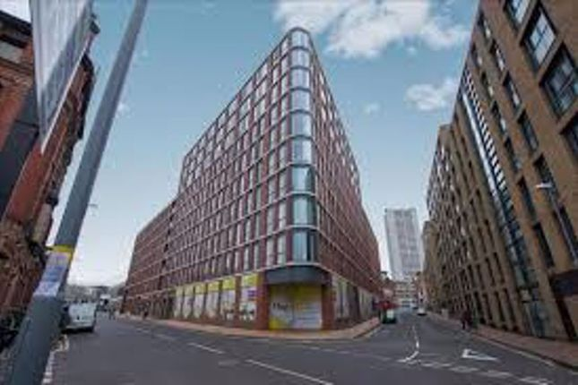 Thumbnail Flat to rent in Essex Street, Birmingham