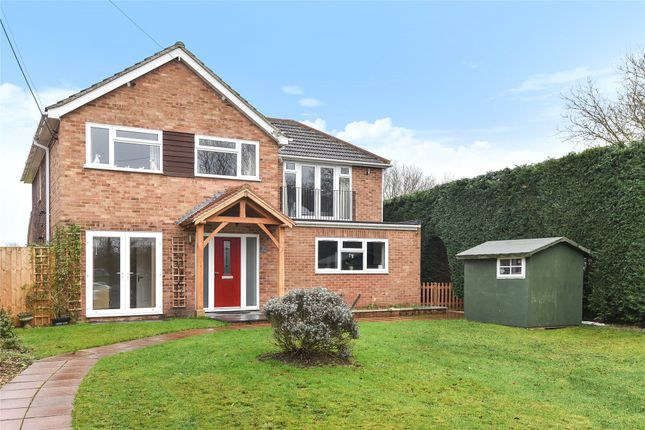 Thumbnail Detached house for sale in Priors Lane, Blackwater, Camberley, Hampshire
