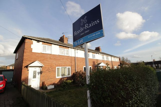 Thumbnail Semi-detached house to rent in The Oval, Garforth, Leeds