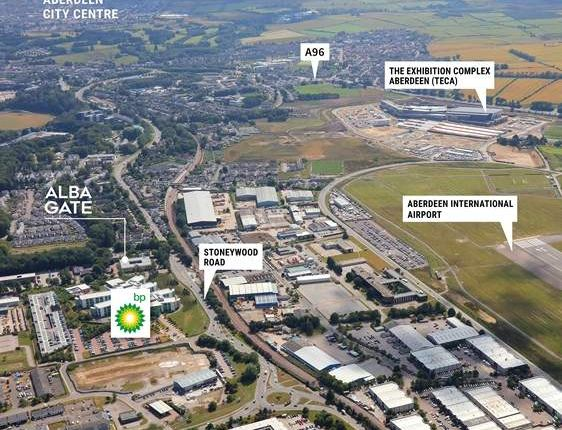 Office to let in Alba Gate, Stoneywood Park, Dyce